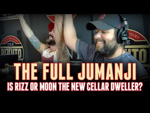 Is Moon or Rizz going FULL JUMANJI for the rest of 2019? Watch the ROF results! [Rizzuto Show]