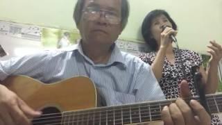 TÂM SỰ NÀNG XUÂN- Kim Nên (guitar Nguyễn Bân)