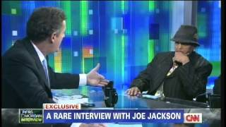 Michael Jackson's Father, Joe Jackson - Piers Morgan Interview January 30, 2013