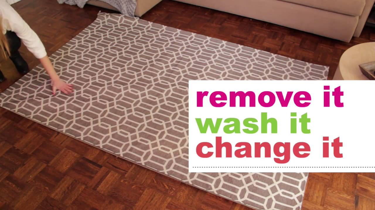Ruggable: The 28-piece Rug System