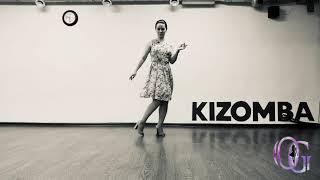 Kizomba Fusion Lady style 2021 Женский стиль Ольга Горте Кизомба Новосибирск