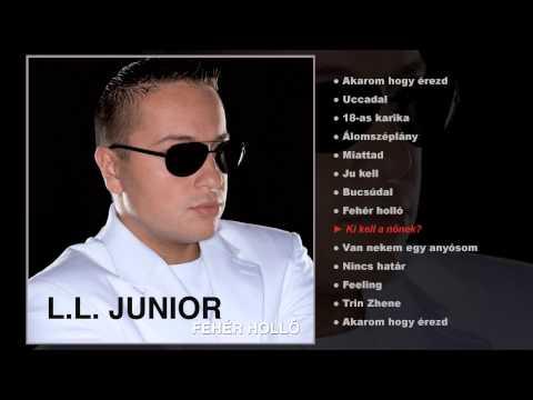 L.L. Junior - Fehér holló (teljes album) letöltés
