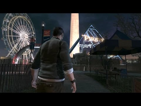 Splinter Cell: Conviction - Mission #5 - Washington Monument