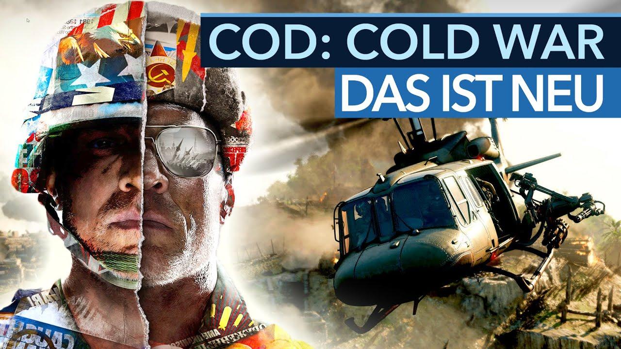 Call of Duty Cold War in unter 10 Minuten - Alles, was ihr wissen müsst