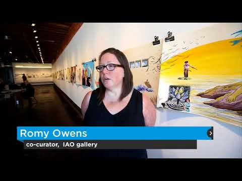 Elaborate Collaborate brings together Oklahoma artists (2015-08-13)