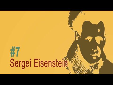 Sergei Eisenstein - History of Silent Film #7 (English text, Spanish subtitles)