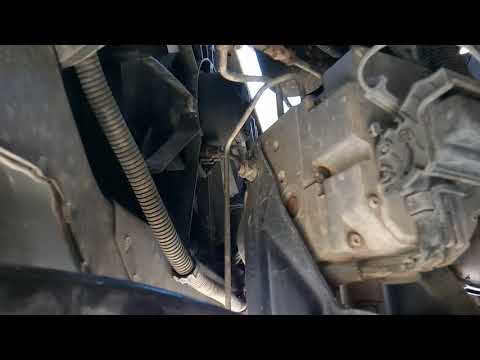 2000/2001 Buick Le Sabre Custom Rack And Pinion Removal Final Part