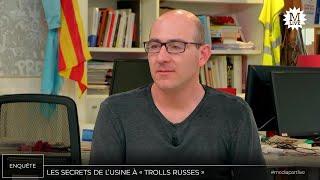 Russie : les secrets de son usine à «trolls»