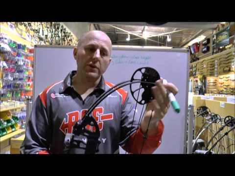 PSE Miniburner XT Compound Bow