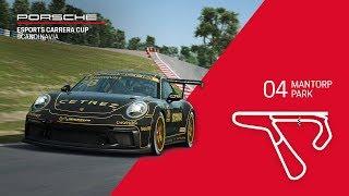 Porsche Esports Carrera Cup Scandinavia - R4 Mantorp Park