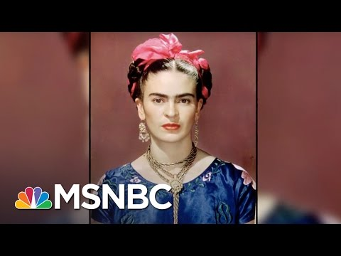 Frida Kahlo: Feminist Icon And Political Activist | 7 Days Of Genius | MSNBC