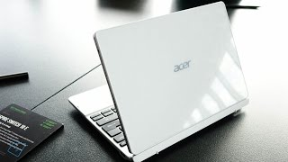 Acer Aspire Switch 10 Hands-On - Detachable mit neuer Glas-Rückseite