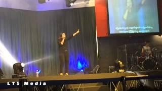 Mi Mi Khe - Gospel New Song 2015 (Live show in Malaysia )