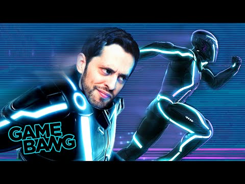 TRON IN REAL LIFE FAIL (Game Bang)