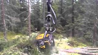The 2015 Bear C6 Forest Clearing Monster is the Ultimate Wood-Cutting Machine
