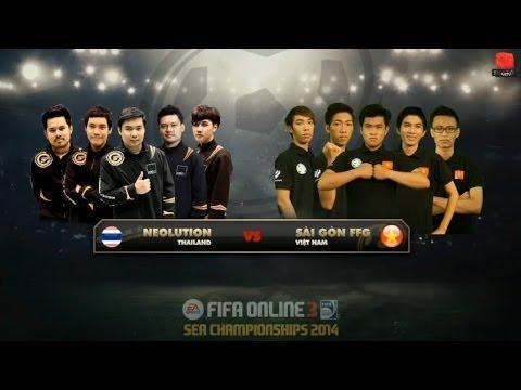 [รอบชิงชนะเลิศ] FIFA Online 3 : SEA Championship 2014