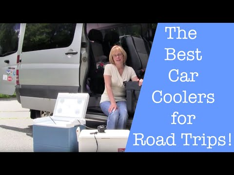 The Best Car Coolers for Road Trips