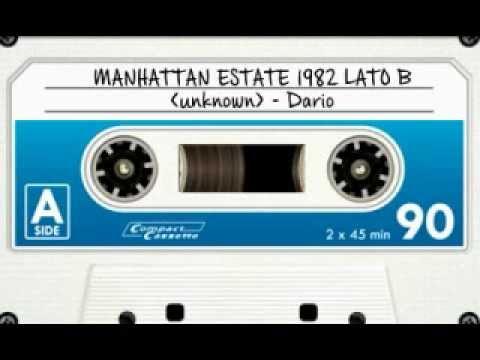 TDK C90 MANHATTAN ESTATE 1982 LATO B