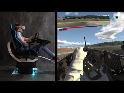 Professional Simracer Tests Yaw2