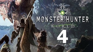 Monster Hunter World PC — Polujemy - Na żywo