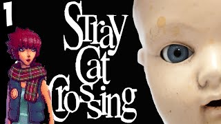 NEVER HELP SOMEONE HOME AT NIGHT | Stray Cat Crossing | 1