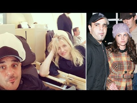Britney Spears' Former Manager Sam Lutfi Hit With Restraining Order By Courtney Love Mp3