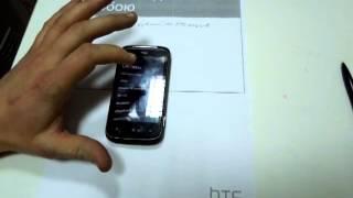 Зміна мелодії дзвінка на HTC Mozart