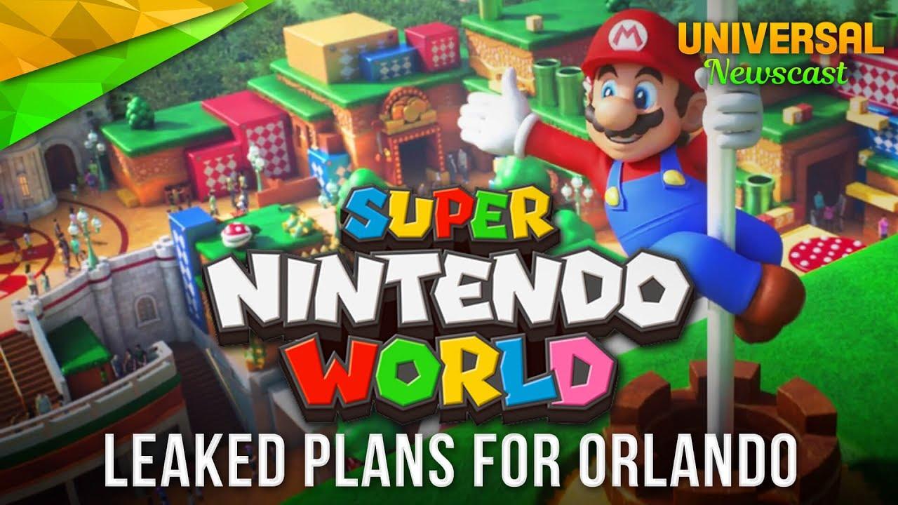 Orlandos super nintendo world leaked universal studios news 06 orlandos super nintendo world leaked universal studios news 06242017 publicscrutiny Choice Image