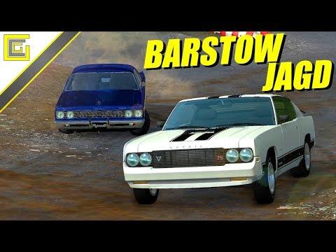 BARSTOW AUF DER FLUCHT I BeamNG Drive Crashes #1540 [Alpha]