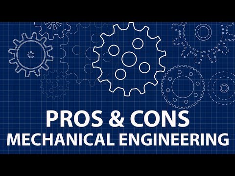 Pros and Cons of being a Mechanical Engineer   Explore Engineering