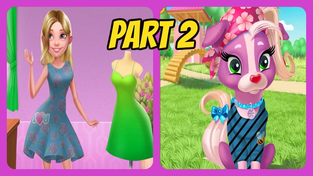 Design It Girl Fashion Salon Levels 11 20 New Tabtale Game Gameplay Free Kids Apps Movie Youtube