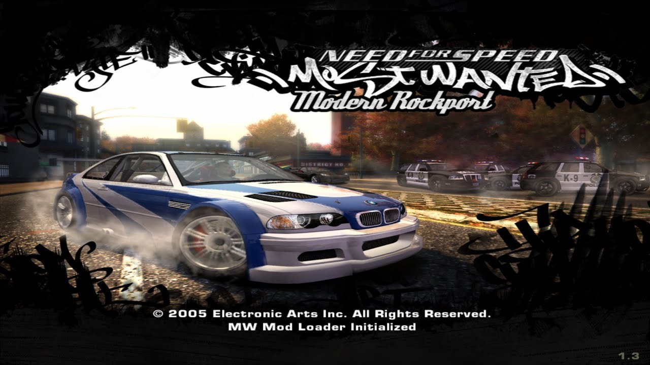 apk most wanted 2005
