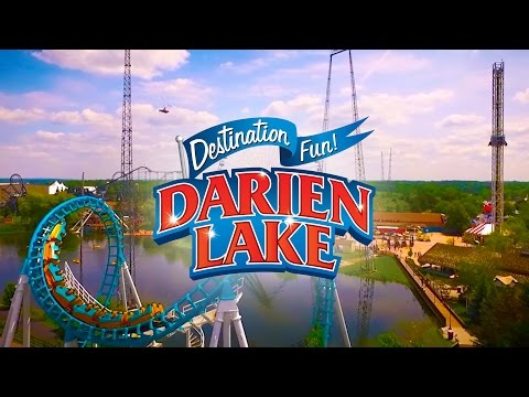 Welcome to Darien Lake Theme Park Resort!