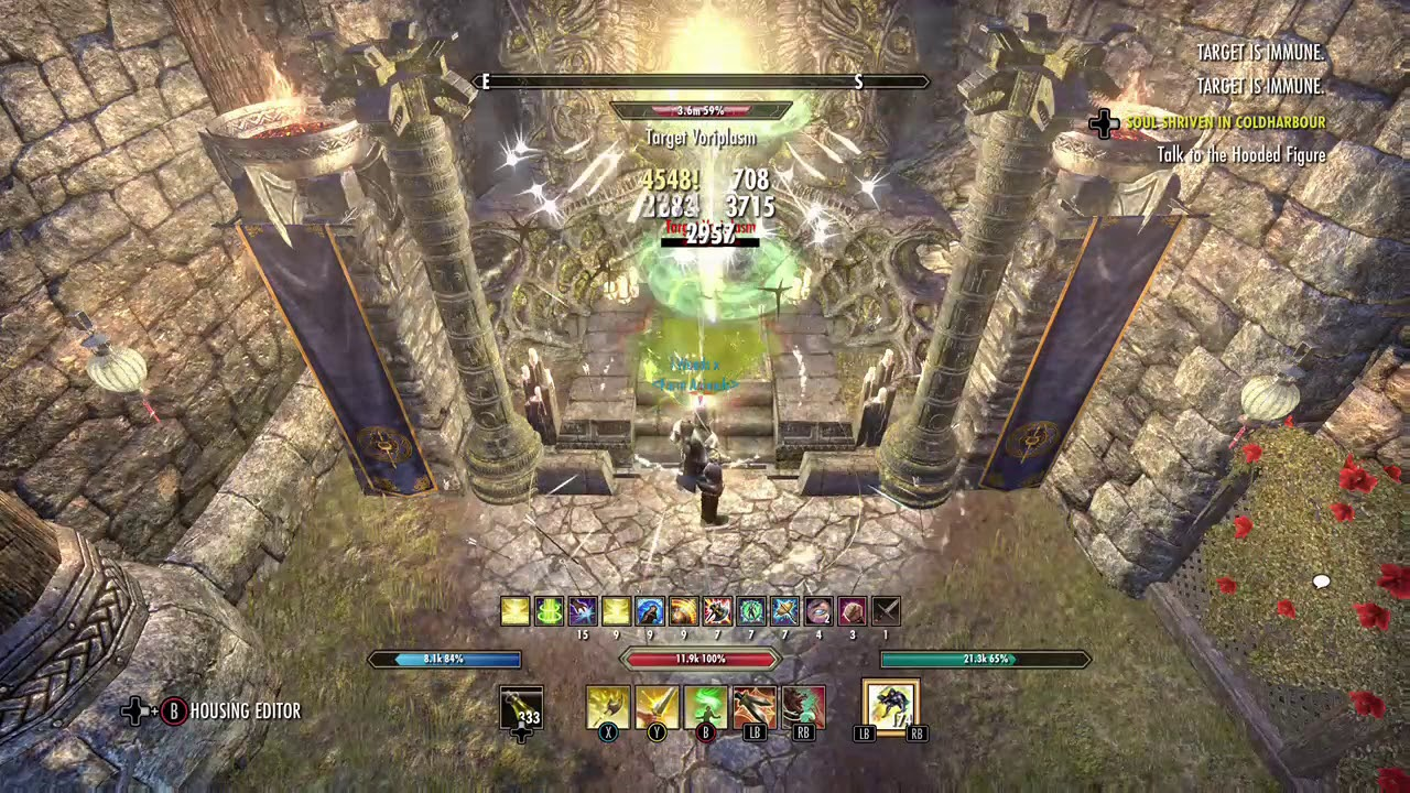ESO - Stamplar 49,2k Solo Robust Dummy + Explanation - Wrathstone