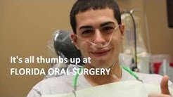 Central Florida Oral Surgeon, Florida Oral Surgery, It's all thumbs up