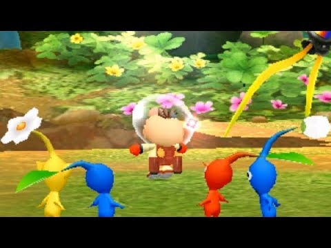 Hey! Pikmin - Finale: Fragment of Hope (No Deaths)