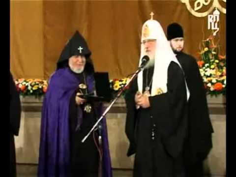 Православные Армянская и Русская Церкви, Орден