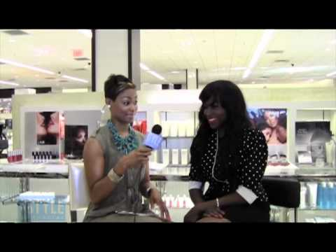 A Houston Style Exclusive: Kim Roxie Founder of LAMIK Beauty Lands Partnership w/MACY'S