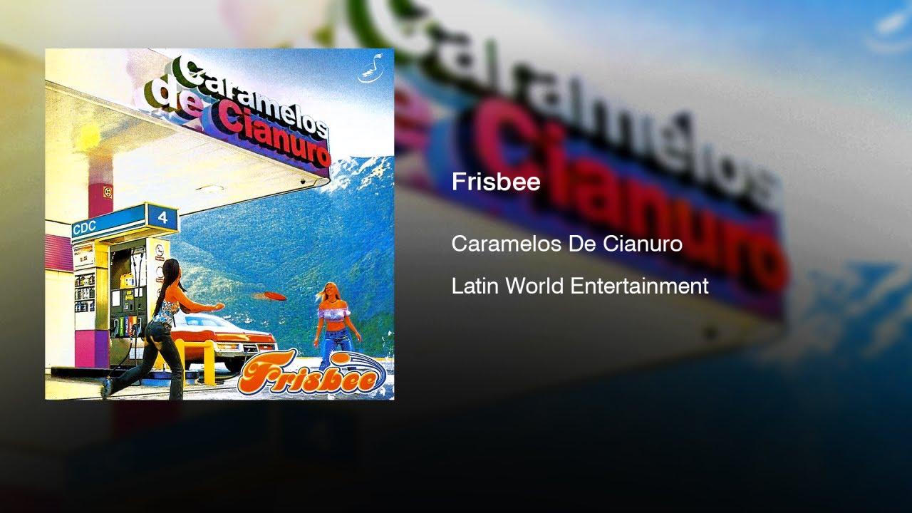 caramelos de cianuro - frisbee 2002