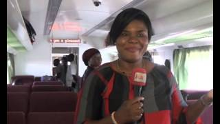 THE NEW FACE OF THE NIGERIAN RAILWAYS CORPORATION