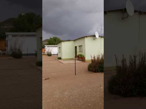 Lekker weather in Rehoboth, Namibia