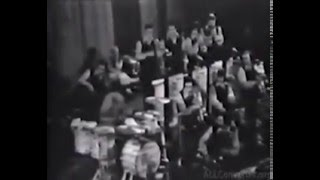 Buddy Rich, West Side Story,  Prague. 1970. (video & audio in sync)