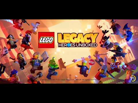Lego Legacy Heroes Unboxed - MUSIC