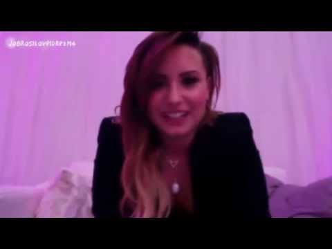 Demi Lovato Live Chat - May 10th, 2014