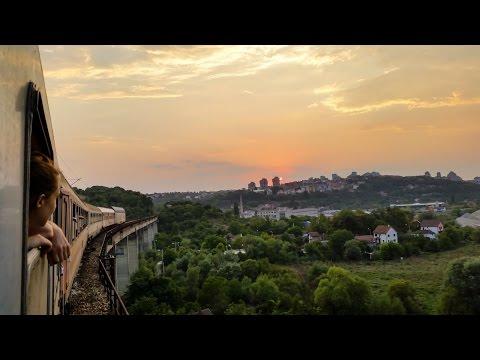 Balkan Rail Trip 3! Belgrad (SRB) - Thessaloniki (GR)