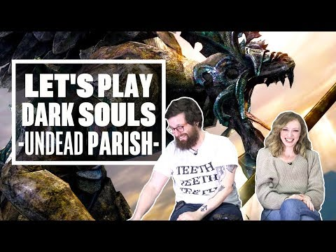 Let's Play Dark Souls Episode 2: HERE PIGGY PIGGY