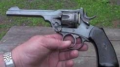 Webley Mk VI Revolver.mov