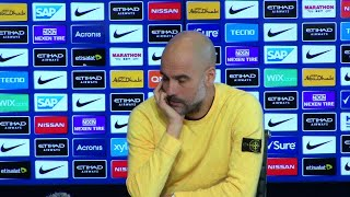 """Guardiola sobre el judici del procés: """"Es demostra que no han comès els actes pels quals se'ls ac..."""