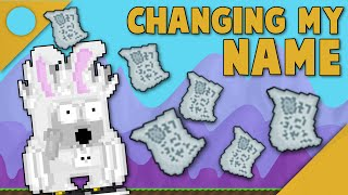 [Growtopia] Changing My Name