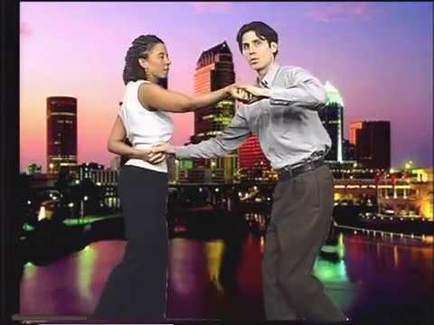 Let's Dance Swing: The Pretzel